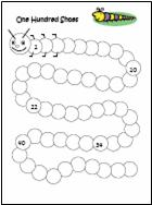 math worksheet : mathwire 100th day of school : 100 Days Of School Math Worksheets